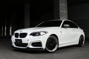Préparation : 3D Design s'attaque à la BMW M235i