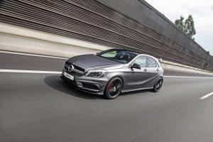 Väth s'attaque à la Mercedes A45 AMG, 425 chevaux désormais