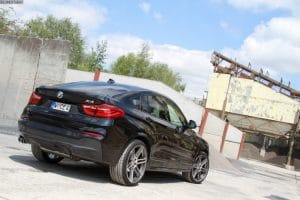 Manhart x BMW X4 : gain de puissance pour la gamme