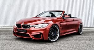 BMW M4 x Hamann : un cabriolet sportif