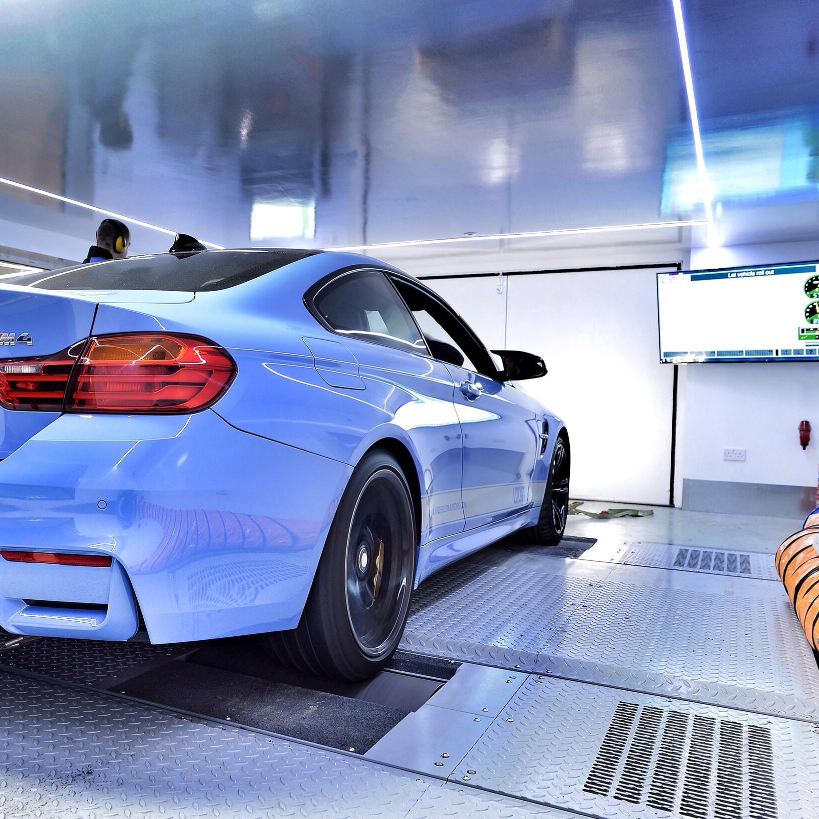 Litchfield x BMW M4 : 542 chevaux !