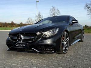 G-Power pousse la S63 AMG à plus de 700 chevaux