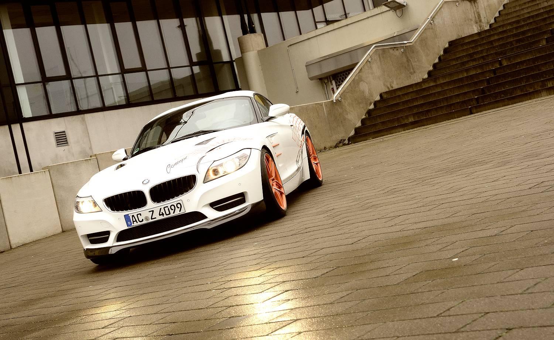Un moteur de M550d s'invite à bord d'une BMW Z4