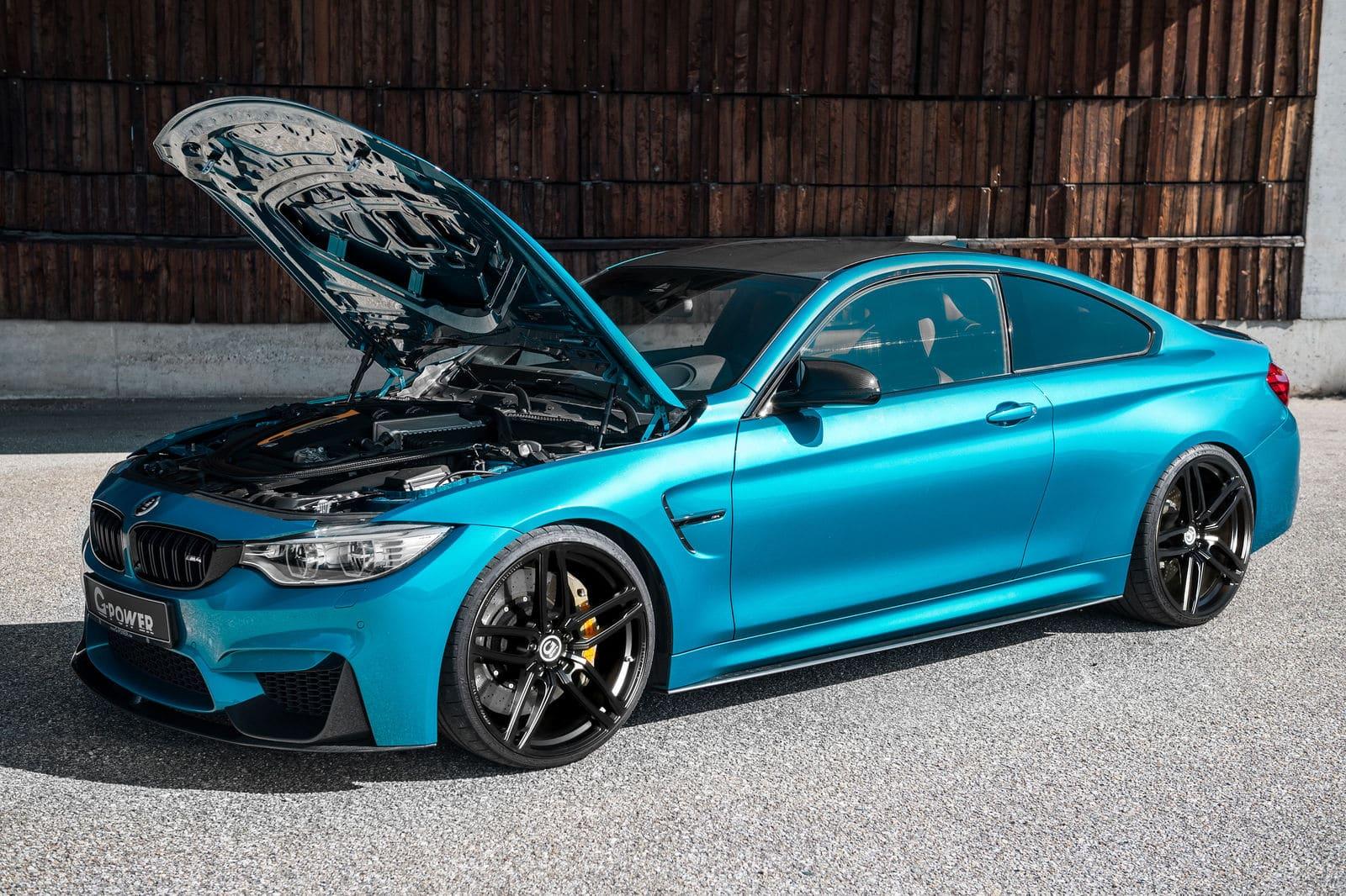 BMW M4 x G-Power = un avion de 600 chevaux