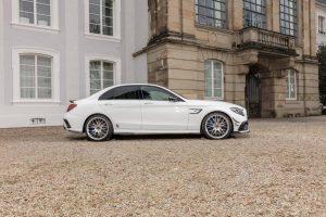 Mercedes C63 S AMG x Carlsson = 625 ch