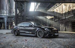 La Mercedes Classe S Coupé devient bestiale tout à coup
