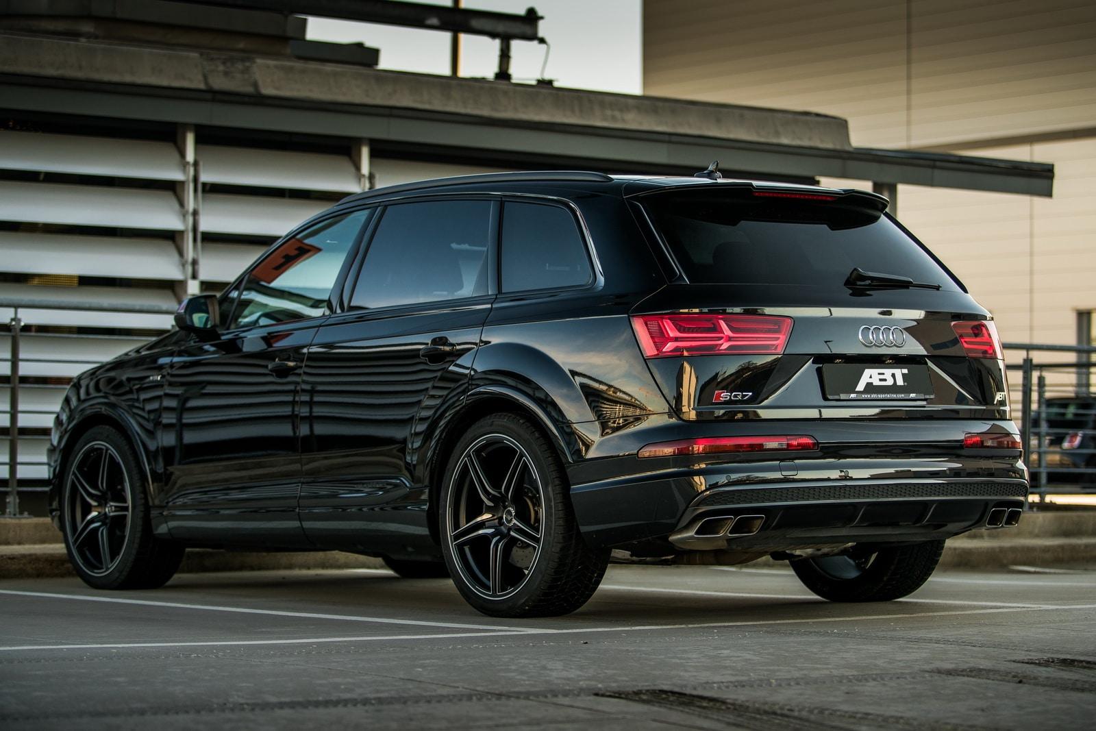 ABT x Audi SQ7 = 520 chevaux pour ce SUV allemand