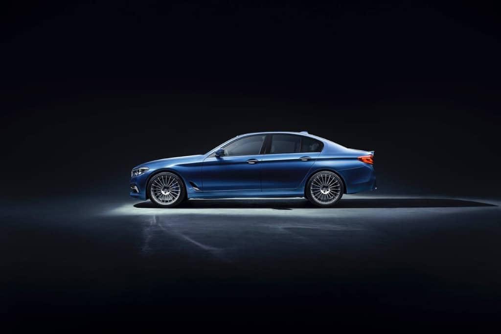 Alpina x BMW M550i = 608 chevaux, une M5 surpuissante