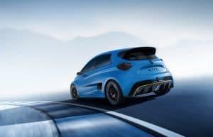 Renault Zoé e-Sport, un concept fort en électricité