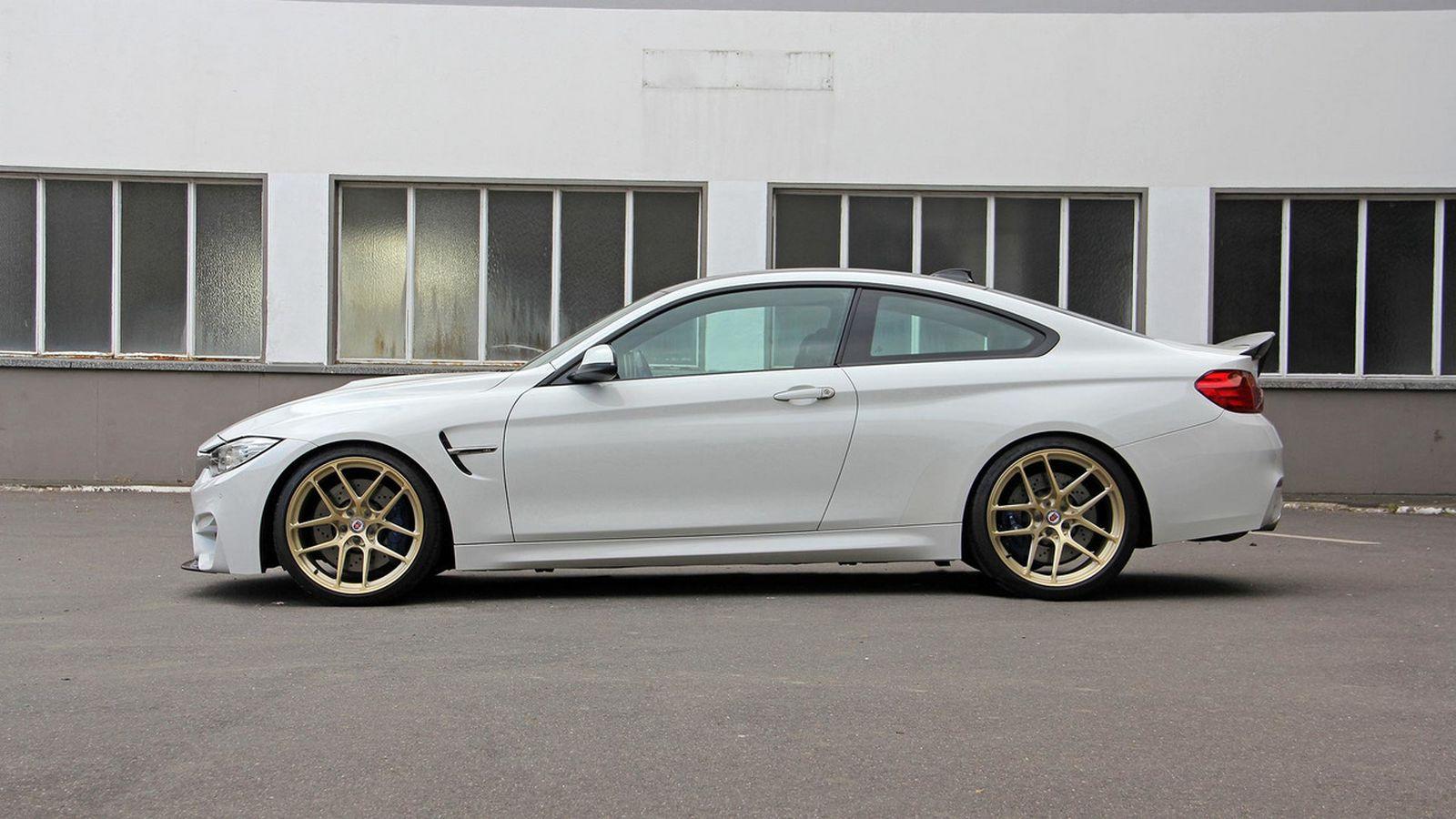 Alpha-N Perf. x BMW M4 = résultat digne d'une GTS