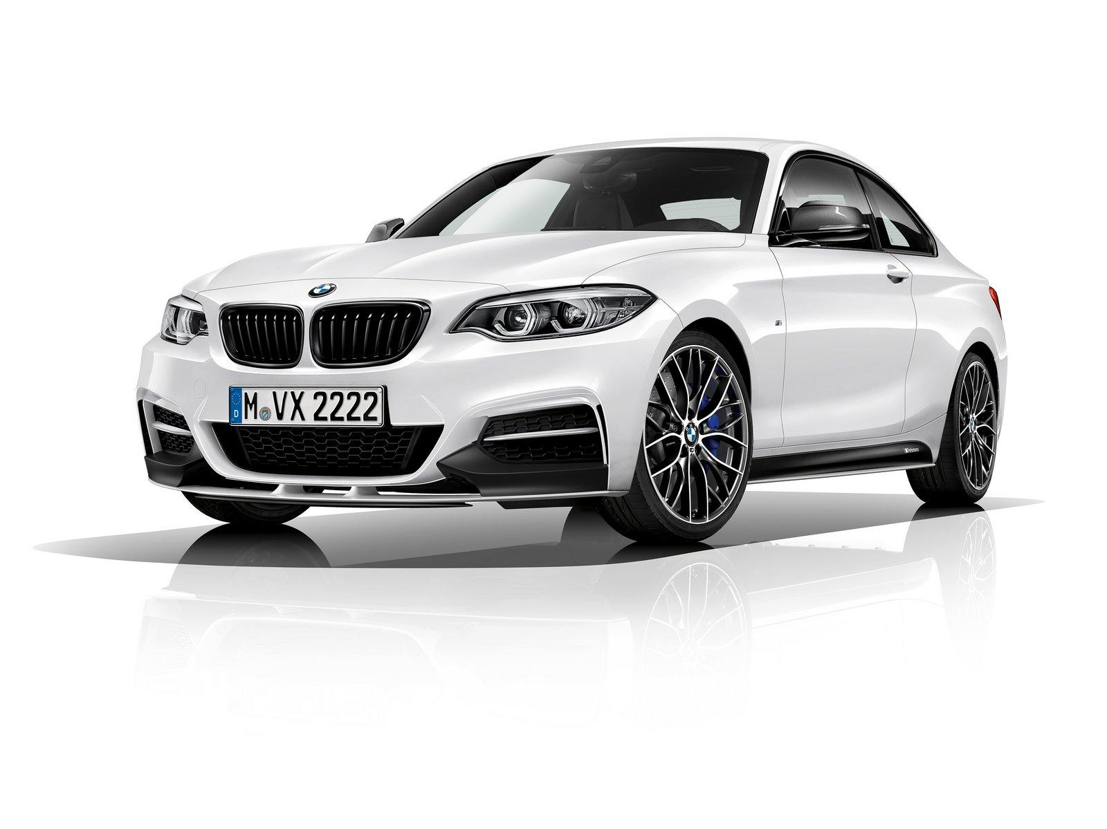 BMW M240i M Performance : une édition 2017 limitée à 750 unités