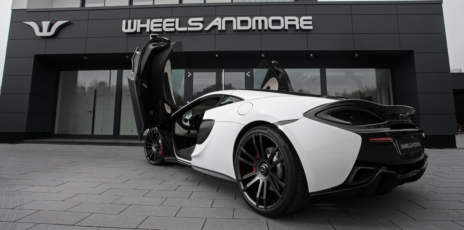 Wheelsandmore x McLaren 570GT = autant de puissance que la 650S