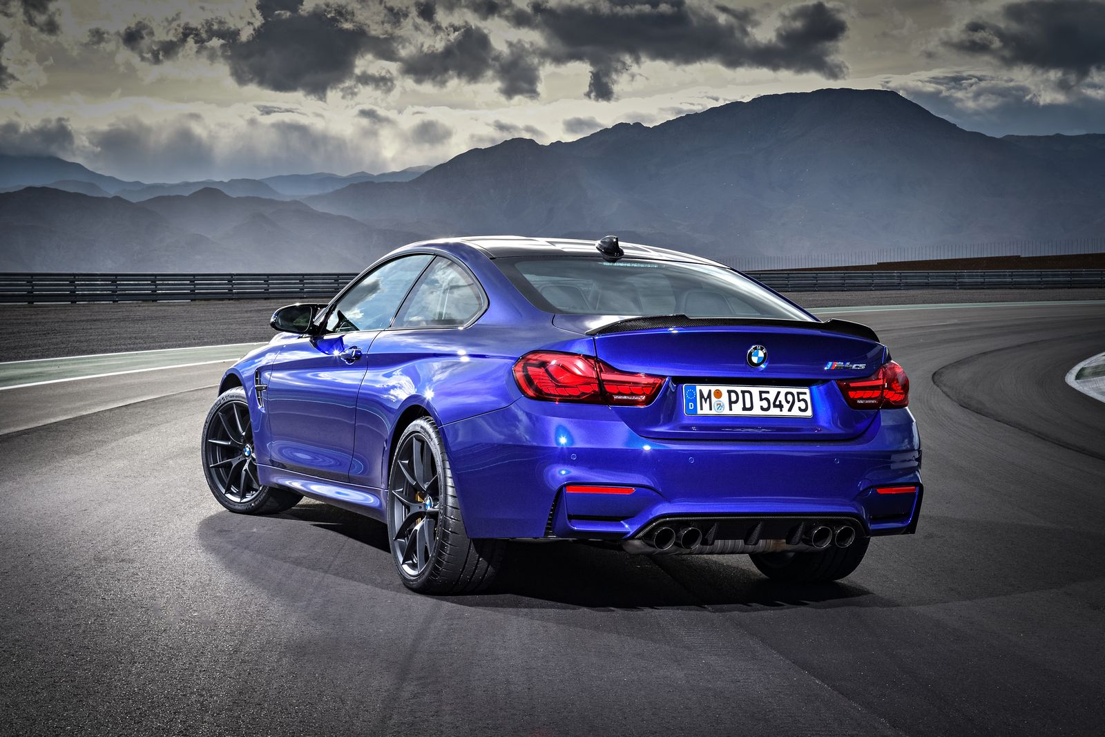 BMW M4 CS : ses 460 chevaux donnent le ton dans la gamme M4