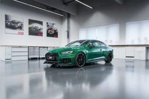 Audi RS5-R ABT : une bête boostée à 530 chevaux