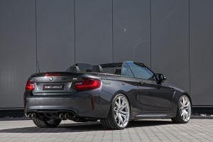 BMW M2 Cabriolet : 428 chevaux, cheveux au vent pour 75 000€