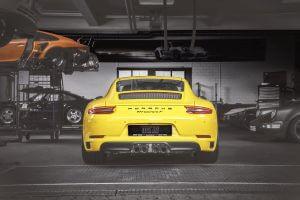 TechArt dynamise la Porsche 911 Carrera T