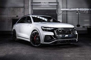 ABT ajoute de la puissance à l'Audi Q8 50 TDI