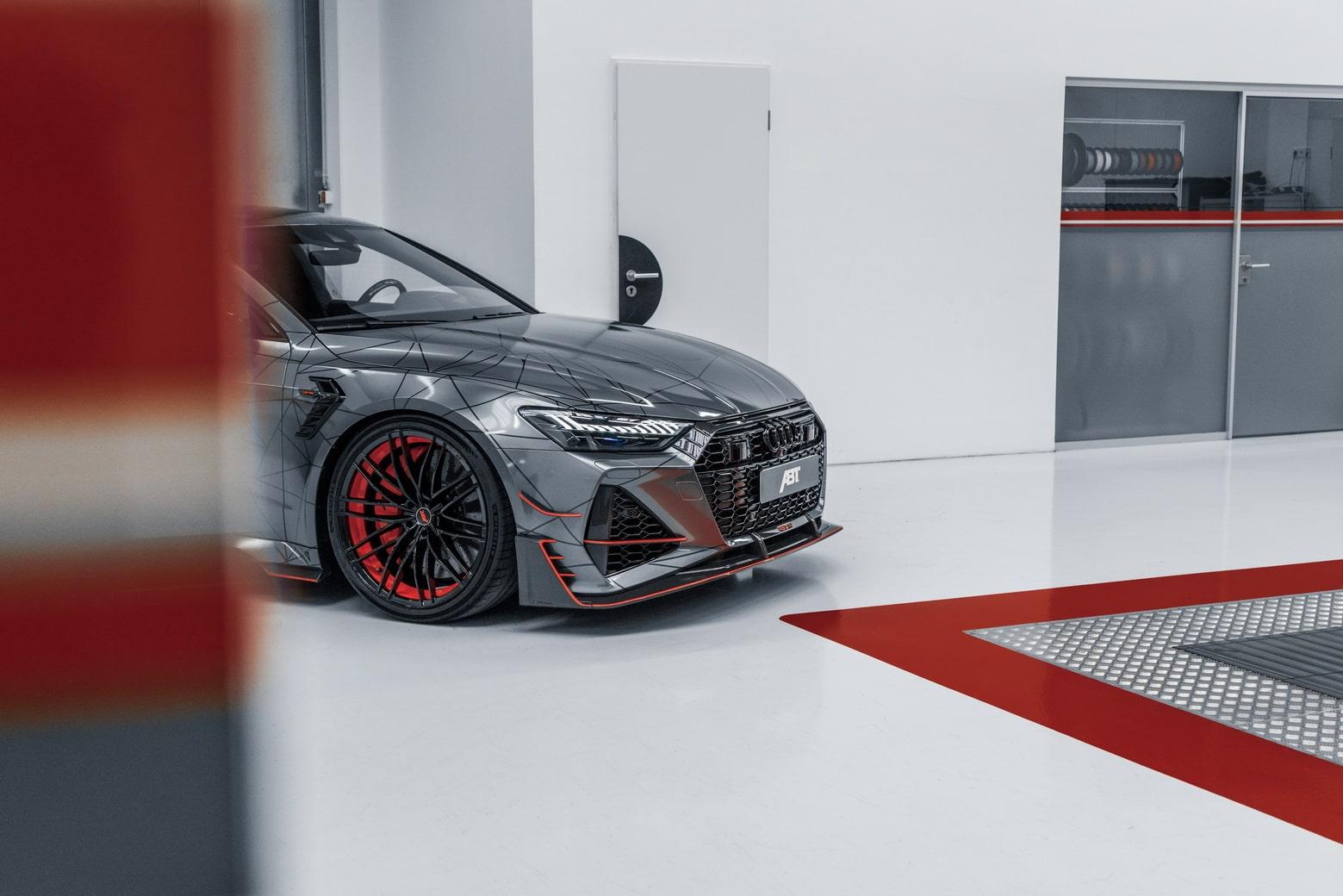 Audi RS6-R et RS7-R ABT : découverte des bolides de 740 ch.