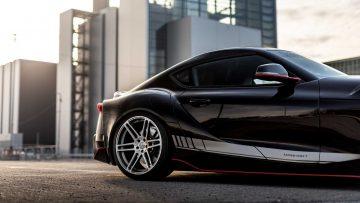 Toyota Supra GR : Manhart dynamise à son tour la Japonaise !