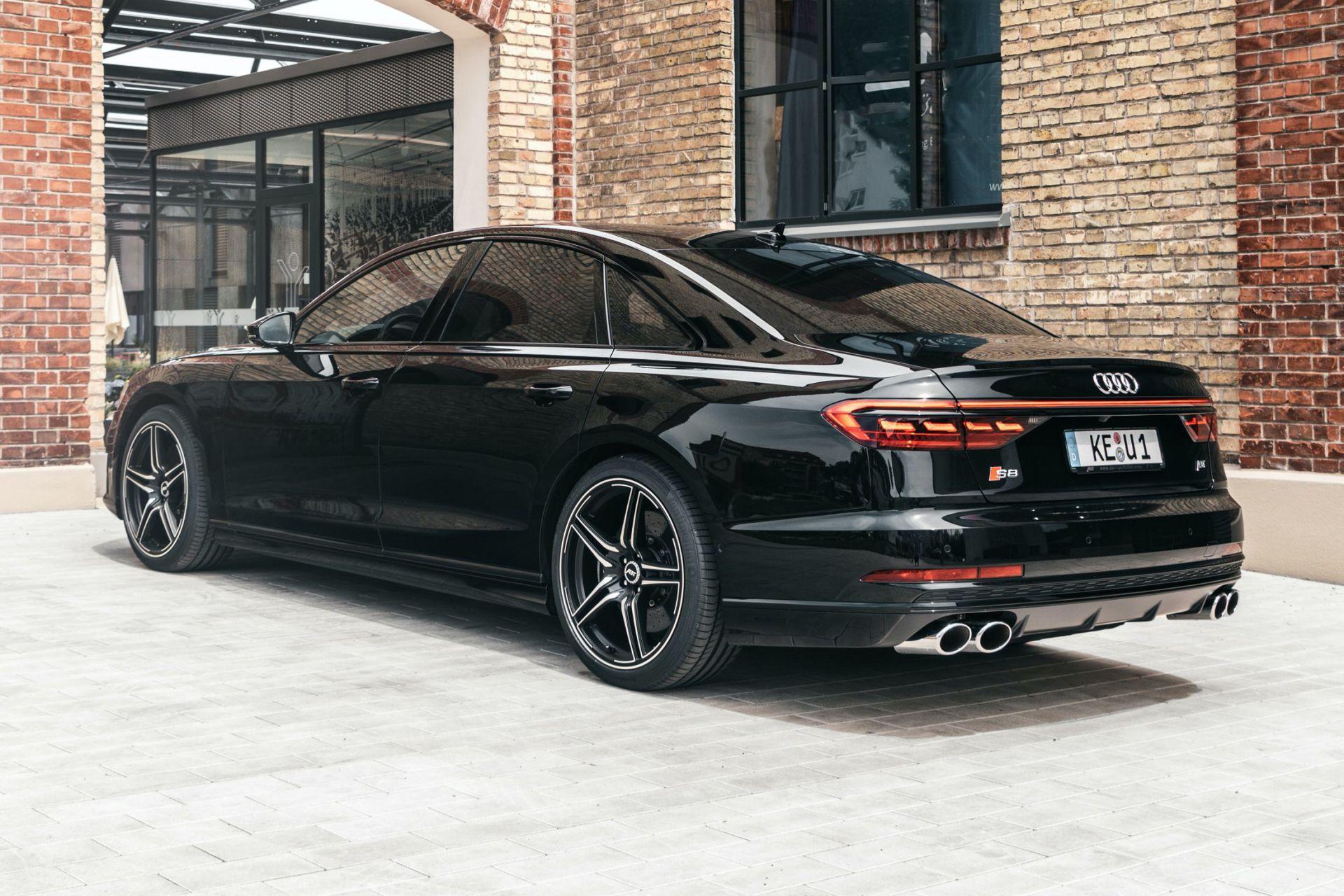 Audi S8 : ABT Sportsline booste le V8 4.0 l TFSI à 700 ch.