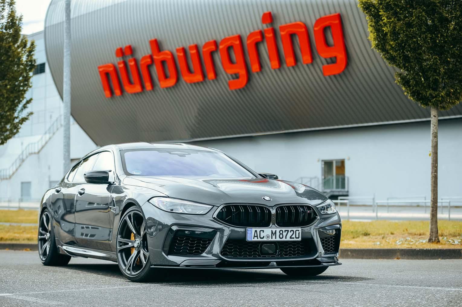 BMW M8 Competition : un traitement signé AC Schnitzer