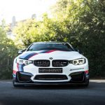BMW M4 DTM Edition : Manhart revisite le modèle original