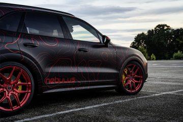 Porsche Cayenne : Nebulus y va de sa proposition